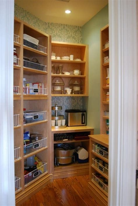 Beautiful Kitchen Pantries Beautiful Pantry Closets Pantries