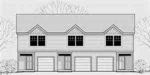 townhouse plans with garage triplex house plans small townhouse plans triplex house plans with garage t 391 triplex and
