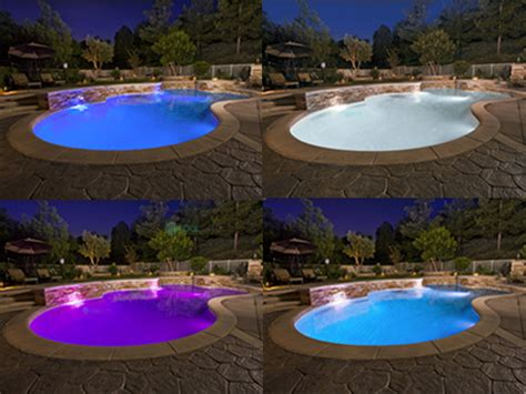 american products pool light j j colorsplash xg series color led spa light 12v 50 co