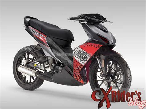 Absolut Revo Tahun 2012 koleksi foto modifikasi motor revo 110 terlengkap