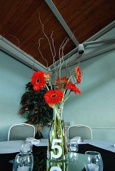 25  best ideas about Gerbera daisy centerpiece on