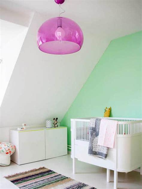 Vert Pastel Chambre by Une Chambre De B 233 B 233 Sur Fond De Vert Pastel