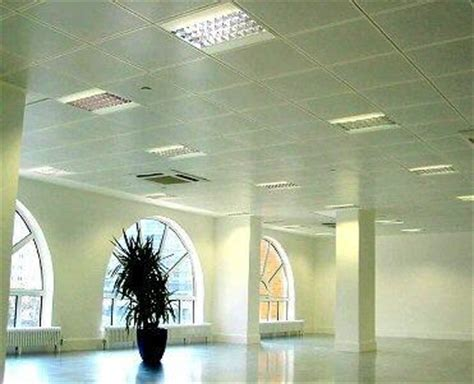 ceiling spray painting acoustic metal pan perforated