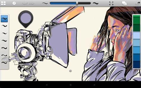sketchbook pro apk android 4 0 new app autodesk introduces sketchbook ink for tablets
