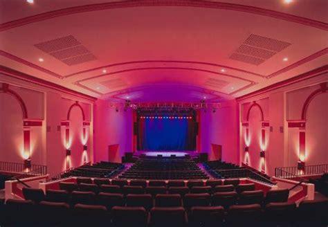 quaint small town theater   upswing  newton