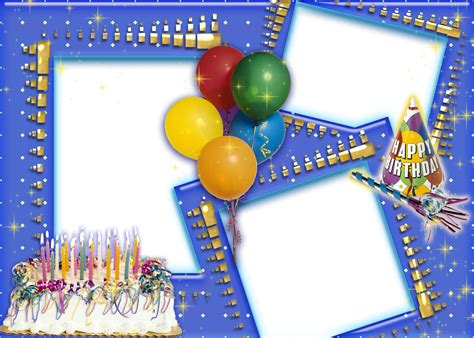 happy birthday photo frames design happy birthday frame hd picture party themes inspiration