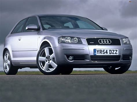 Audi A3 8p Bj 2004 by 2005 Audi A3 8p Pictures Information And Specs Auto
