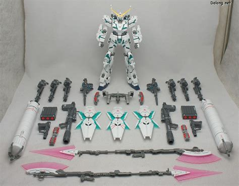 Gundam Hongli Mg Unicorn jual gundam armor unicorn ver ka master grade mg 1