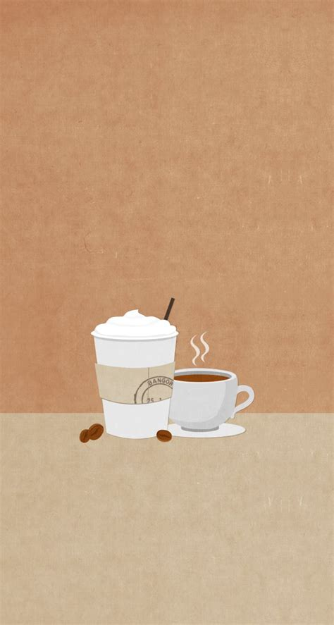 coffee cup iphone wallpaper split screen coffee tea wallpaper wallpapers pinterest