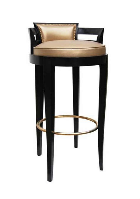 modern deco bar stool deco bar stools regarding encourage clubnoma