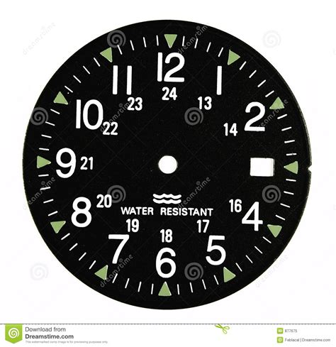 printable military clock face military black clock dial royalty free stock photo image