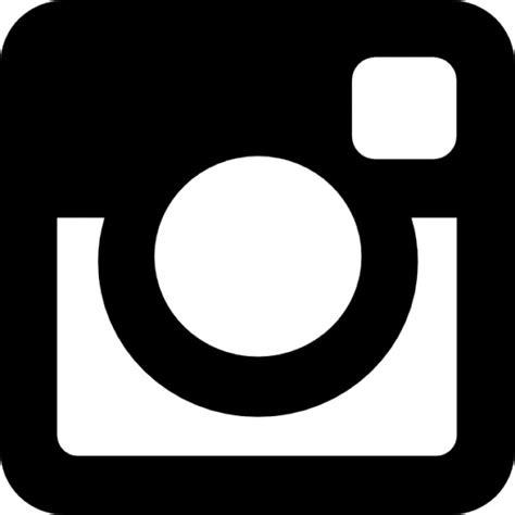 black instagram icon free black social icons instagram social network logo of photo camera icons free