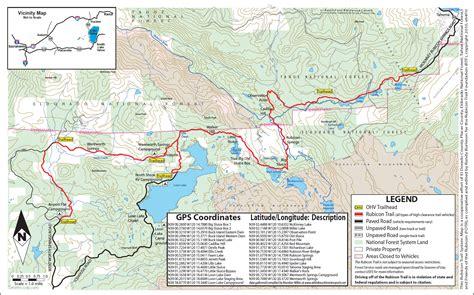 rubicon trail top trails in america rubicon trail offroaders com