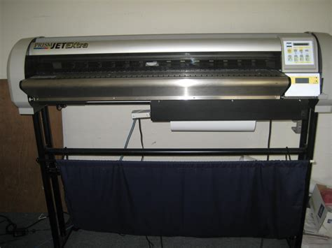 Printer Outdoor Mutoh 38 Quot Falcon Outdoor Vinyl Printer For Sale