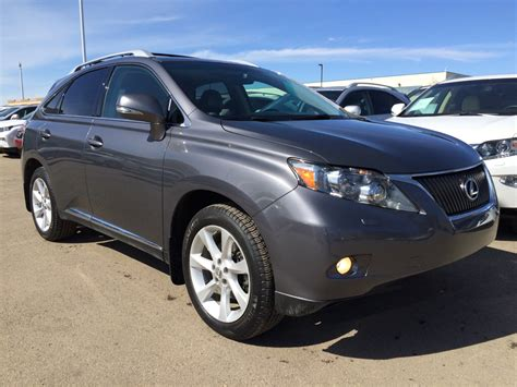 certified pre owned 2012 lexus rx 350 touring package 4
