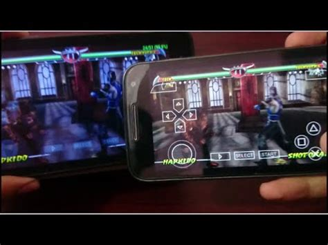 tutorial android mk how to play any multiplayer psp games in android mortal