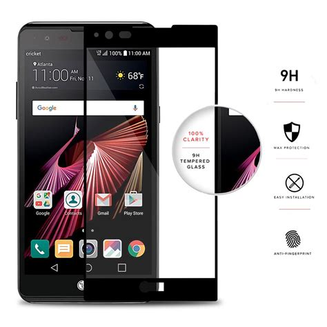 Tempered Glass Lg X Power lg x power covered tempered glass screen protector