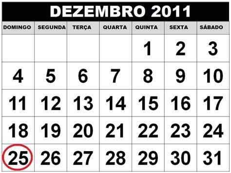 Calendario Dezembro Calend 193 Dezembro 2011 Feriados E Datas Comemorativas
