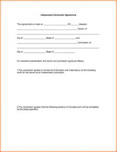 1099 Contractor Agreement Template Related Keywords Amp Suggestions For Independent Contractor