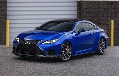 Lexus F 2020 by 2020 Lexus Rc F Gets Launch Track Edition Cuts