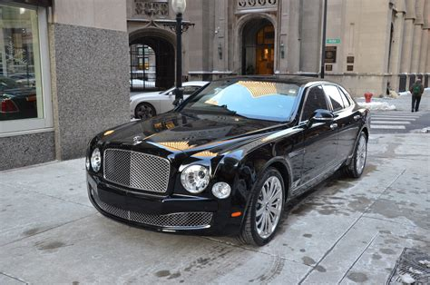 2014 bentley price range 2014 bentley mulsanne stock b542 for sale near chicago