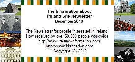 ireland facts about christmas ireland newsletter traditions in ireland