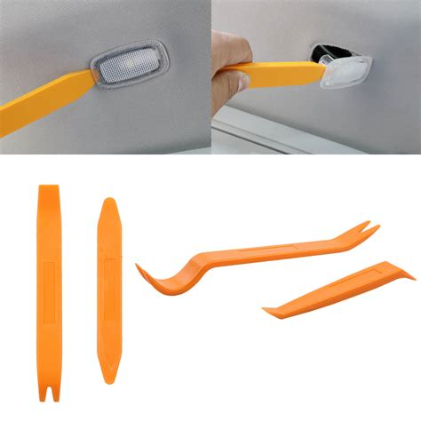 lights radio aliexpress buy auto open pry tool car door trim