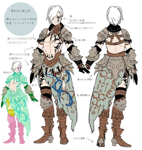 ffxiv hairstyle design contest winners an utterly biased review of the ffxiv tank design contest