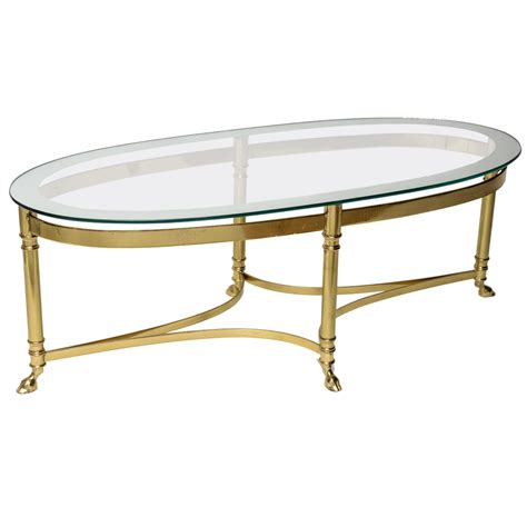 fresh cool glass top coffee table with metal base 24942