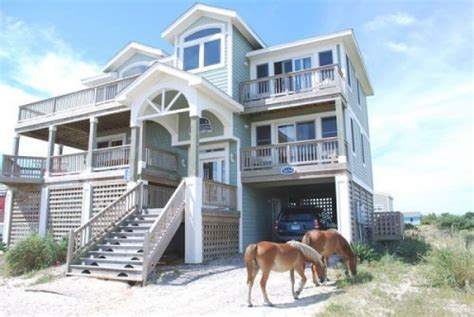 obx house rentals beach house rentals in corolla nc house decor ideas