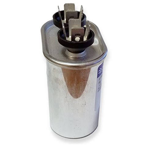 ge capacitor 97f5705 ge capacitor oval 5 uf mfd 370 volt 97f5705 replaces ge z97f5705 97f95702 z97f5702 5uf