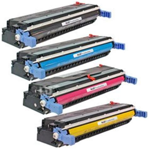 Wiper Blade Hp 5550 Laserjet Color New ld remanufactured replacement laser toner cartridges for hp 645a 4 pk 1 c9730a