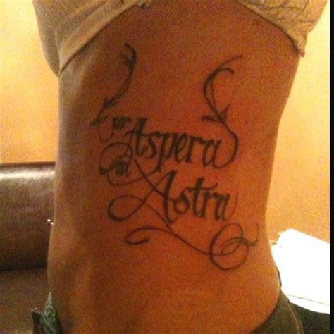 per aspera ad astra tattoo per aspera ad astra www etattoo1 tattoos i like