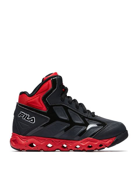 basketball shoes fila fila torranado high top basketball sneakers shoes ebay