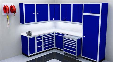 proii stainless steel garage countertops moduline
