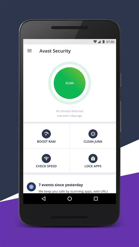 avast for mobile free avast mobile security antivirus applock android apps