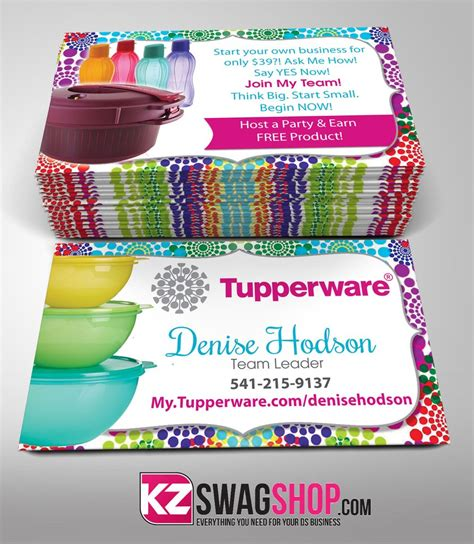 Free Tupperware Business Cards Template by Tupperware Business Cards Free Resume Sles Writing