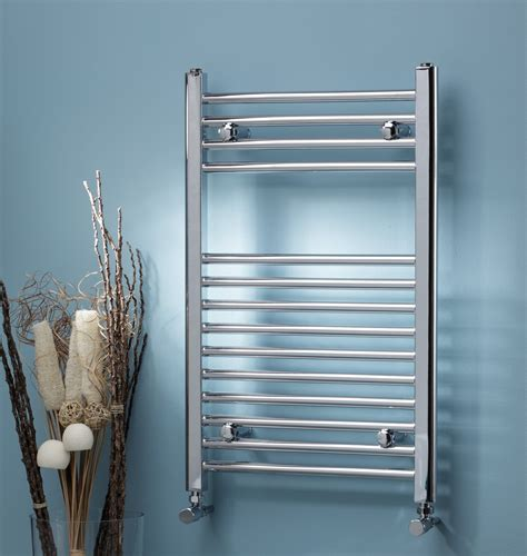 towel radiators for bathrooms standard chrome towel rail available at boiler and bath