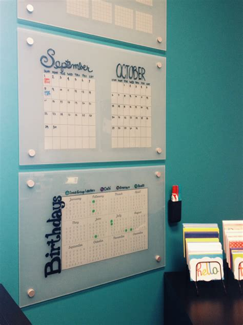 how to make a calendar on a erase board how to erase board board and youth