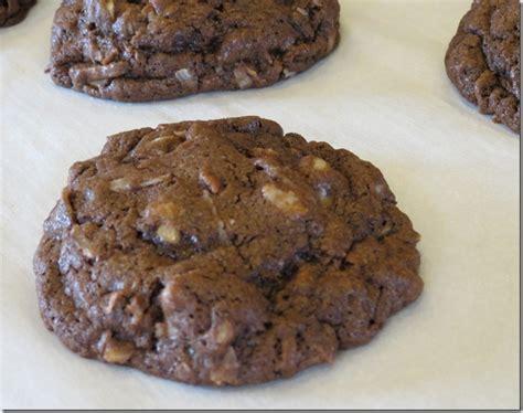 baking and boys german chocolate chip cookies secret
