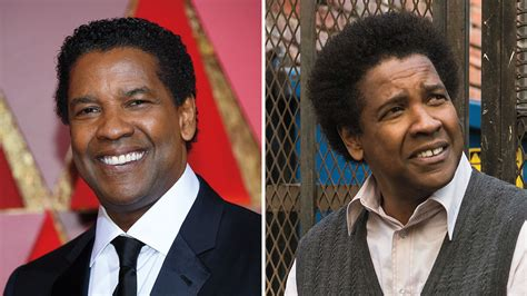 denzel washington gap denzel washington removes dental caps for roman j israel