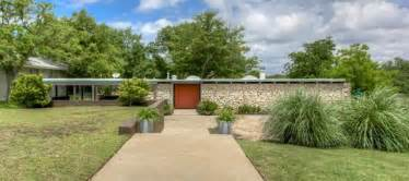 Curb Appeal Ranch House - affordable mid century modern texas home for sale realtor com 174