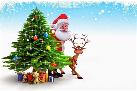 Free Christmas Wallpaper for Kids   WallpaperSafari