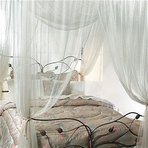 Bed Canopies by Buy Siam Bed Canopy And Mosquito Net In Ivory From Bed