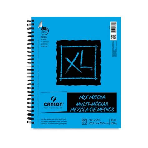sketchbook xl canson xl mix media pads drawing sketch pads paper