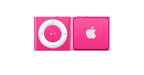 Ipod Shuffle Now In Color by Ipod Shuffle Pink Apple