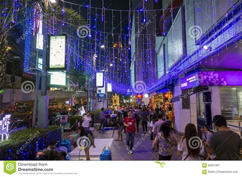 shopping in bangkok during new year bangkok december 31 shopping at platinum