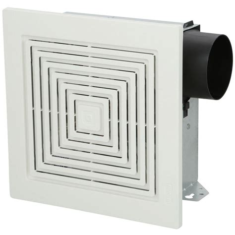 broan exhaust fan installation broan 70 cfm ceiling wall exhaust fan 671 the home depot