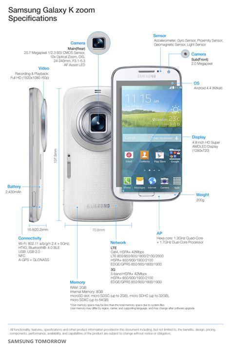 samsung galaxy k samsung introducerar kameramobilen galaxy k zoom swedroid
