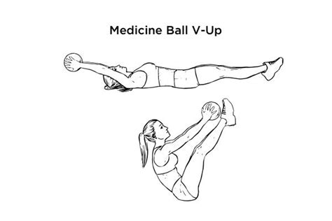 the v up medicine v up exercise for abs